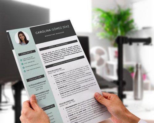 como hacer un currículum perfecto